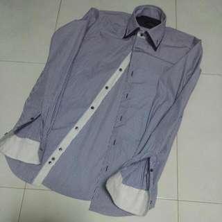 Authentic Zara Stripe Shirt