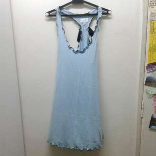 Blue LaSenza Night Gown