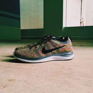 (Pending) Nike Flyknit Multicolour Lunar 1+