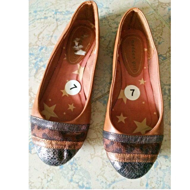 Flat Shoes Madden Girl