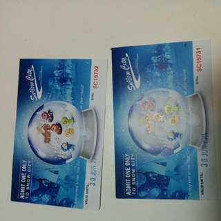 Snow City Tickets