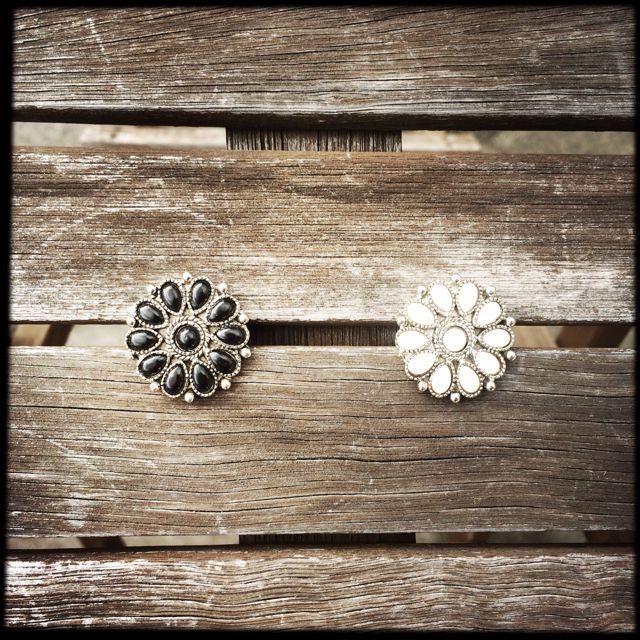 Bundle Pair Of Bohemian-vibe Rings