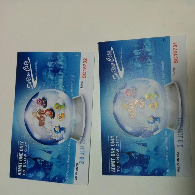 Snow City Tickets