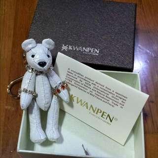 Kwanpen Bear Keychain