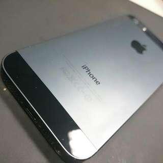IPhone 5( Black & Slate) (16gb)