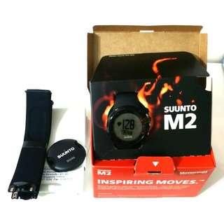 New Suunto M2 With Warranty