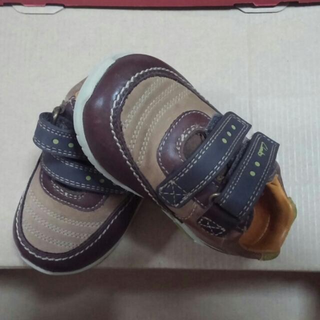 Genuine Leather Clarks Baby Shoe