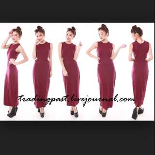 WINE CUT OUT MAXI