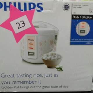 Philips Rice Cooker - HD3015