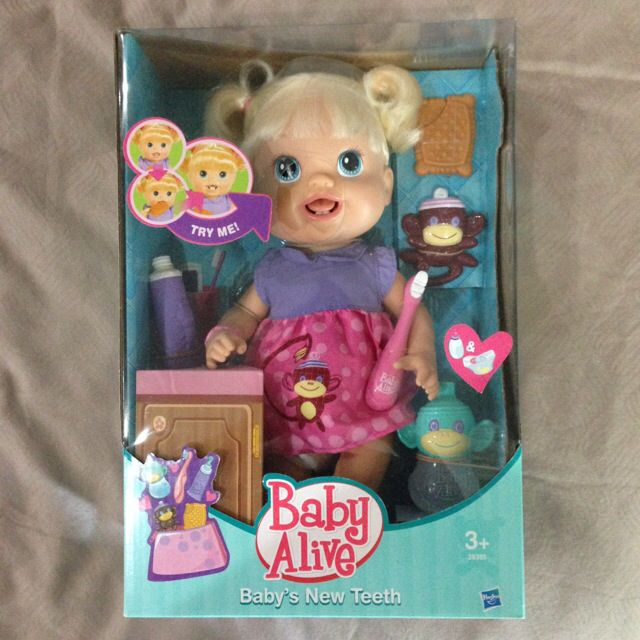 Baby Alive Toy