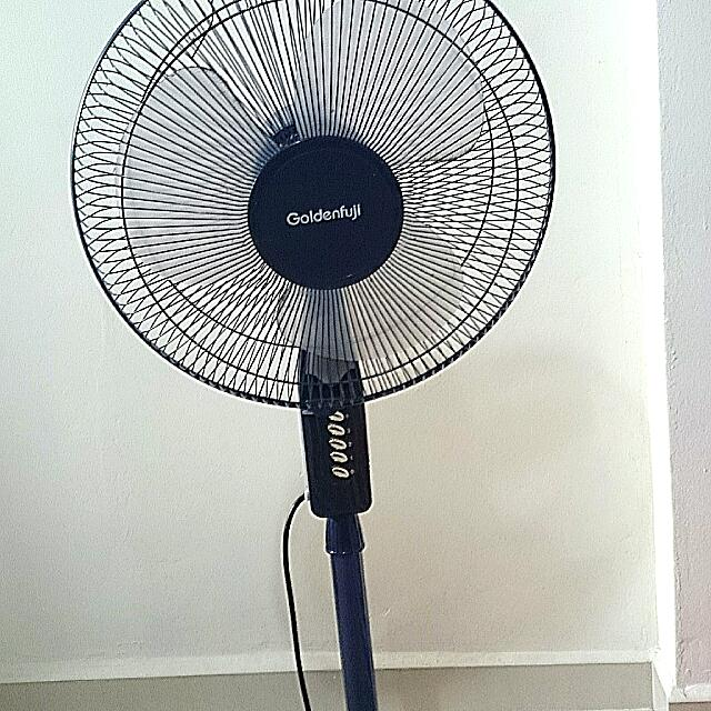 Slightly Used Electric Fan