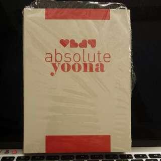 Chunyoon 1st DVD 'Absolute Yoona'