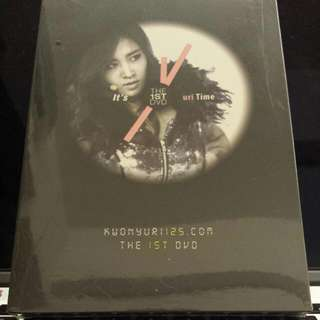 Kwonyuri125 1st DVD 'It's Yuri Time'