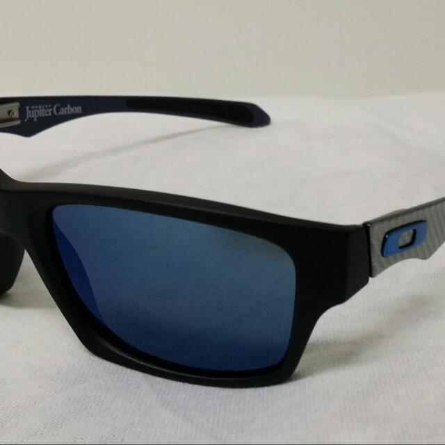 Oakley Jupiter Carbon Polarized Lenses. ( Trade With Mtb Size XS Or S Or Crius Folding Bike) Willing To Top Up Cash.