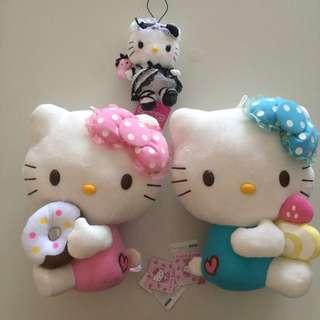 [NEW] Hello Kitty With Doughnut