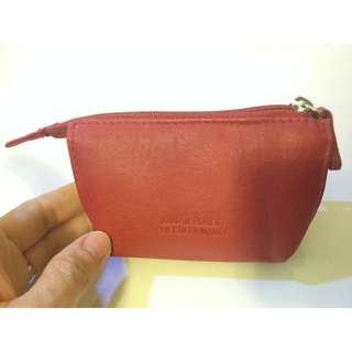 Brand New Cow Leather Coin Purse