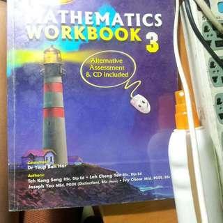 shinglee mathematics workbook 3 assessment book