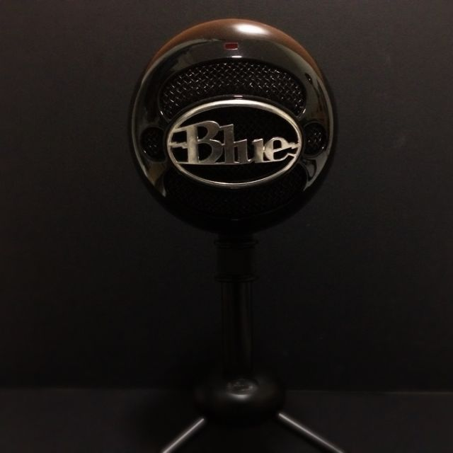 BLUE Snowball USB Microphone (Black)