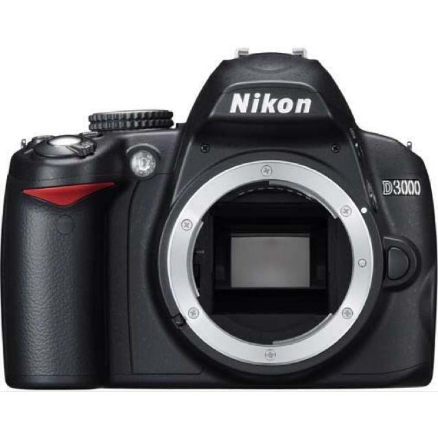 Nikon D3000 Body Only