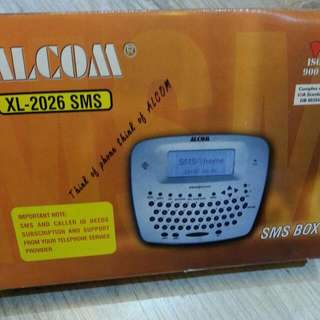 ALCOM SMS Box For Fixed Telephone Line