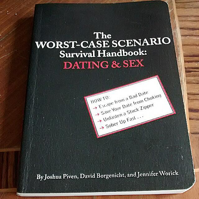 the complete worst case scenario survival handbook dating