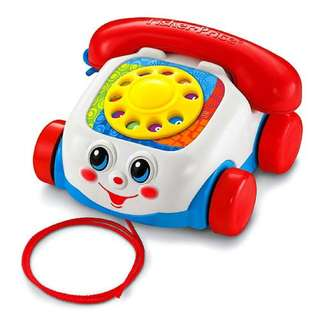 Fisher Price Infant Phone