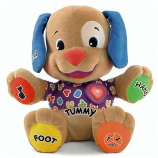 Fisher Price Infant Learning Puppy