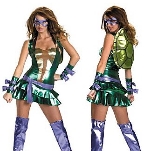 Halloween Costume: Teenage Mutant Ninja Turtles (Donatello)