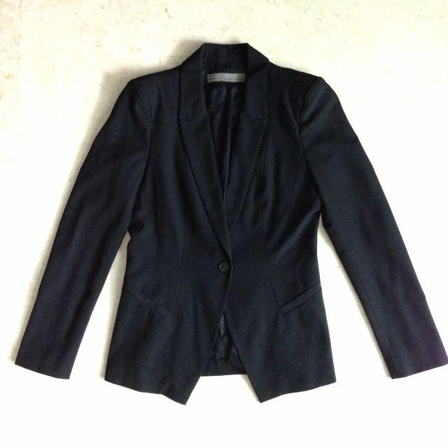 On Hold: ZARA Oversized Black Blazer Size M