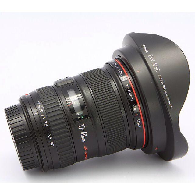 Canon EF 17-40 f/4L USM Lens