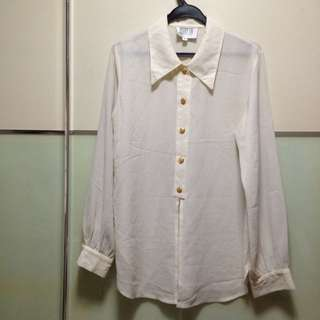 Vintage long sleeve shirt