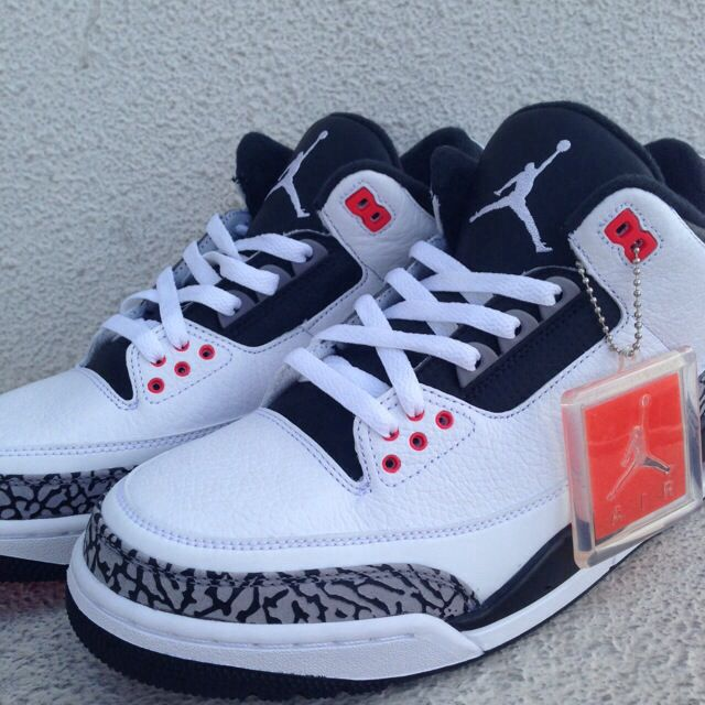 new product 7638c 8fbab Aj3 Infrared, Men's Fashion on Carousell