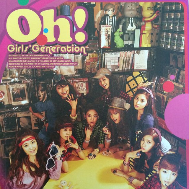 Image result for Girls Generation – Oh