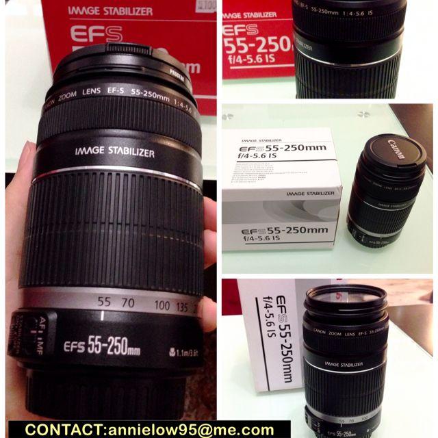 Canon original lens