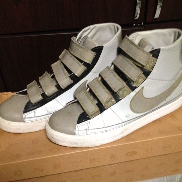 save off b6e09 9967f Nike Blazer Ac High LE 3M Reflective, Men s Fashion on Carousell