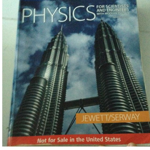 Physics For Scientists And Engineers With Modern Physics 7th