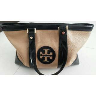 Tory Burch Tote Bag (Authentic, Bought From London)
