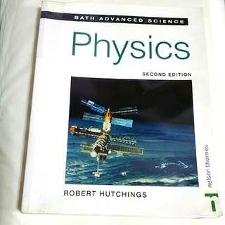 Bath Advanced Science Physics Second Edition Textbook