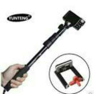 Bn Yunteng Monopod Small 89cm 10$ Only With Free Gift