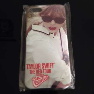 Taylor Swift The Red Tour Iphone 5, 5s Casing