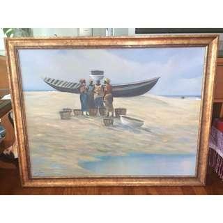 Kofi Nduro Painting