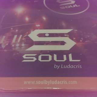 NEW SOUL SL100 HEADPHONES (Blue) @$199 Last piece left