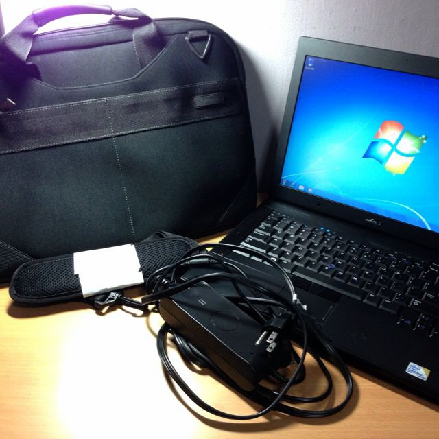 Refurbished Dell Latitude E6400 With BN Targus Laptop Bag