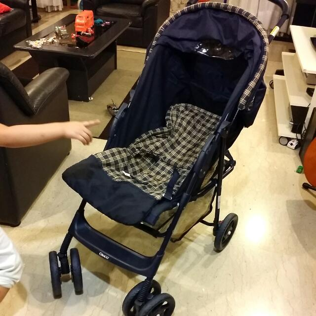 Used Stroller. For 0-3 Yrs Old Baby