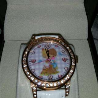 Precious Moment Limited Edition Watch