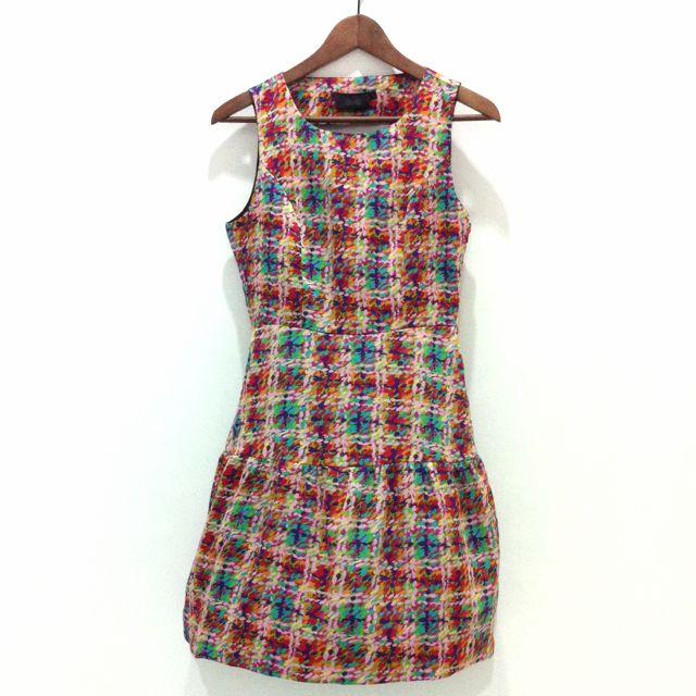 Paintbrush Dress