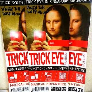 Trick Eye Museum Tickets