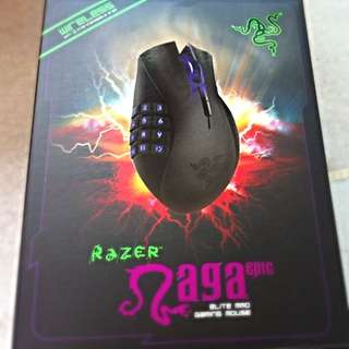 Brand New Razer Naga Epic