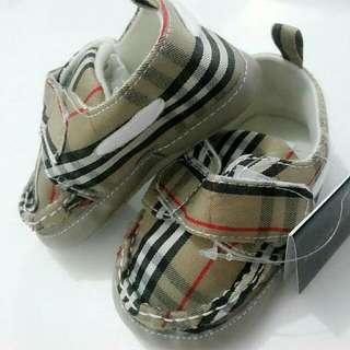 New Prewalker Shoes.