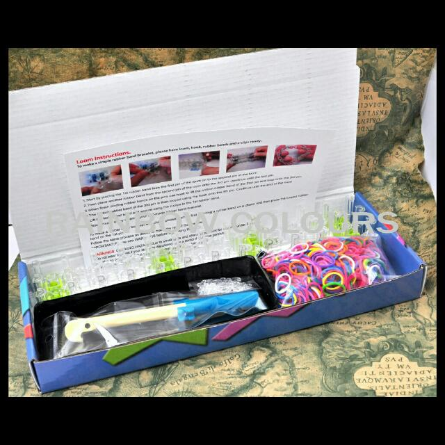 Standard  Edition Magical Rainbow Loom Kit